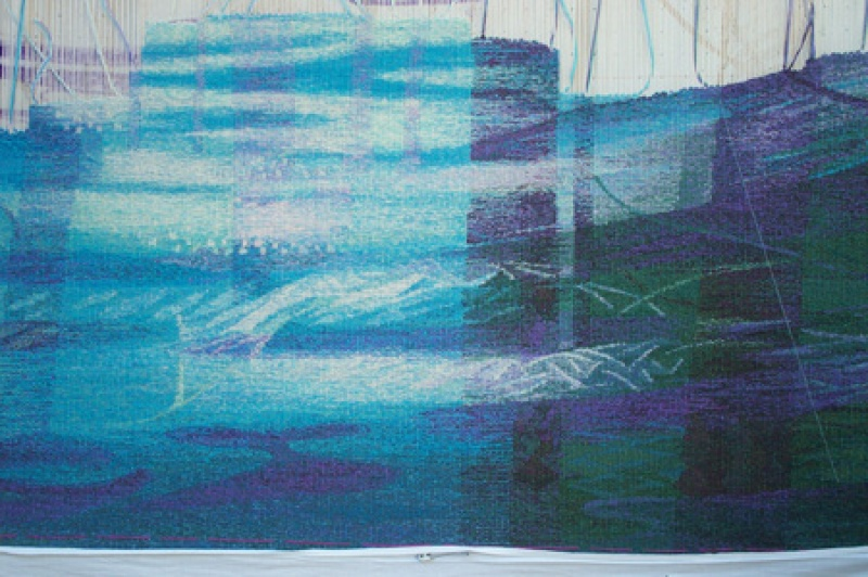 Full Tide on the Loom